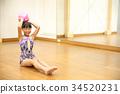 ยิมนาสติกลีลา,เด็ก,เด็กๆ 34520231