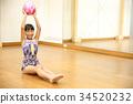 rhythmic gymnastics, new stretch, younger 34520232