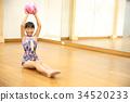 rhythmic gymnastics, new stretch, younger 34520233