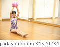 rhythmic gymnastics, new stretch, younger 34520234