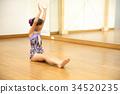 rhythmic gymnastics, new stretch, younger 34520235