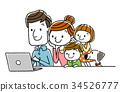 家庭:PC,互联网 34526777
