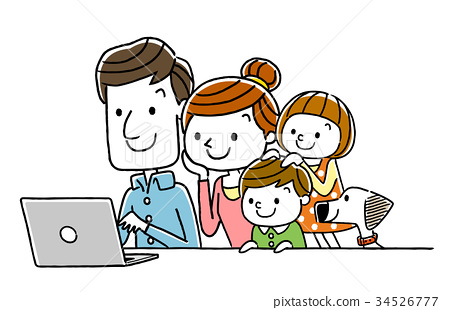 Family: PC, Internet 34526777