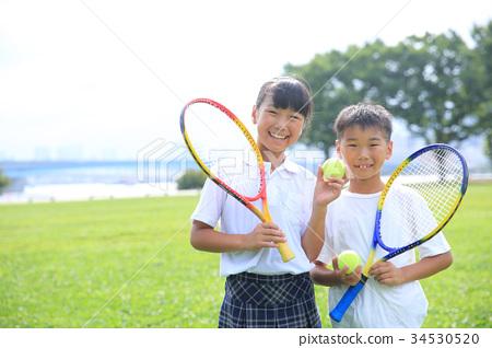 兒童用球拍 34530520