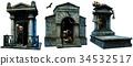 crypt, grave, stone 34532517