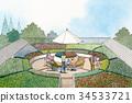 屋頂花園 34533721