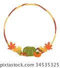 autumn, autumnal, fruit 34535325