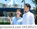 男人和女人夫婦遊樂園 34536523
