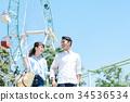 男人和女人夫婦遊樂園 34536534