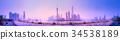 Shanghai skyline cityscape 34538189
