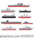 船 矢量 矢量图 34539723