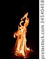 อบอุ่น,แคมป์ไฟ,เปลวเพลิง 34540458