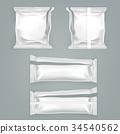 package, plastic, foil 34540562
