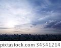 ท้องฟ้า,เมฆ,ประเทศไทย 34541214