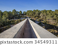 of segovia aqueduct, spain, spanish 34549311