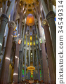 sagrada familia, spain, spanish 34549314
