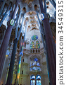 sagrada familia, spain, spanish 34549315