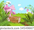 Fantasy Landscape 34549667