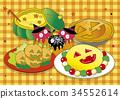 萬聖節 菜單 宴會 34552614