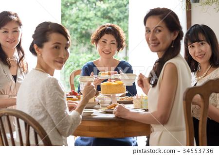 Madam-Tea Party 34553736