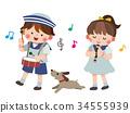 男孩女孩乐器2 34555939