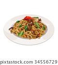 Fried noodles 34556729