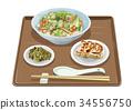 bowl, of, rice 34556750