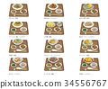 List of Chinese dishes ・ Spring rolls Shumai 34556767