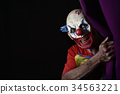 clown evil stage 34563221