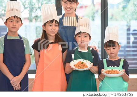 小學兒童烹飪教室 34563758