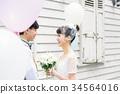婚礼 34564016