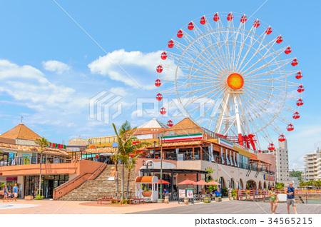 American Village, okinawa 34565215