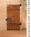 Very old door 34567884