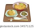拉面 面 食物 34571125