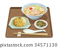 shio ramen, food, foods 34571130