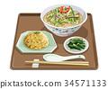 什錦面 食物 食品 34571133