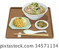 Tanmen半炒饭 34571134