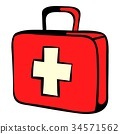 vector, icon, medical 34571562