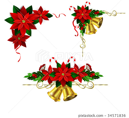 Christmas elements for your designs 34571836
