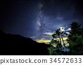 新高山的銀河系 34572633