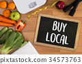 Buy Local Fresh produce on sale at the local  34573763