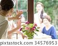여성, 여자, 파티 34576953