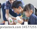 ภาพวาดของเด็ก 34577255