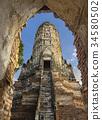 Wat Chai Watthanaram temple 34580502