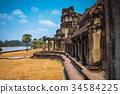 Angkor Wat Temple, Siem reap, Cambodia 34584225