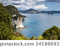 View towards Cathedral Cove 34586693