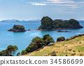 Coromandel Coastline 34586699