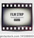 strip, vector, movie 34588669