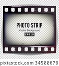 strip, vector, photo 34588679