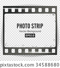 strip, vector, picture 34588680